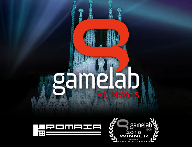 Kromaia Awarded at Gamelab 2015